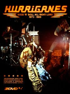 DVD-julkaisun Rock'n'Roll All Night Long 1973–1988 kansikuva