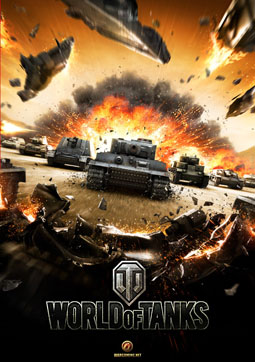 World of Tanks -juliste.