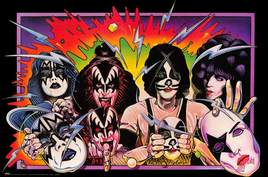 Image Result For Kiss Band Coloring