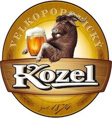 Logo of Velkopopovicky Kozel brewery.jpg