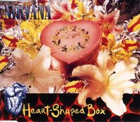 "Singlen ""Heart-Shaped Box"" kansikuva"
