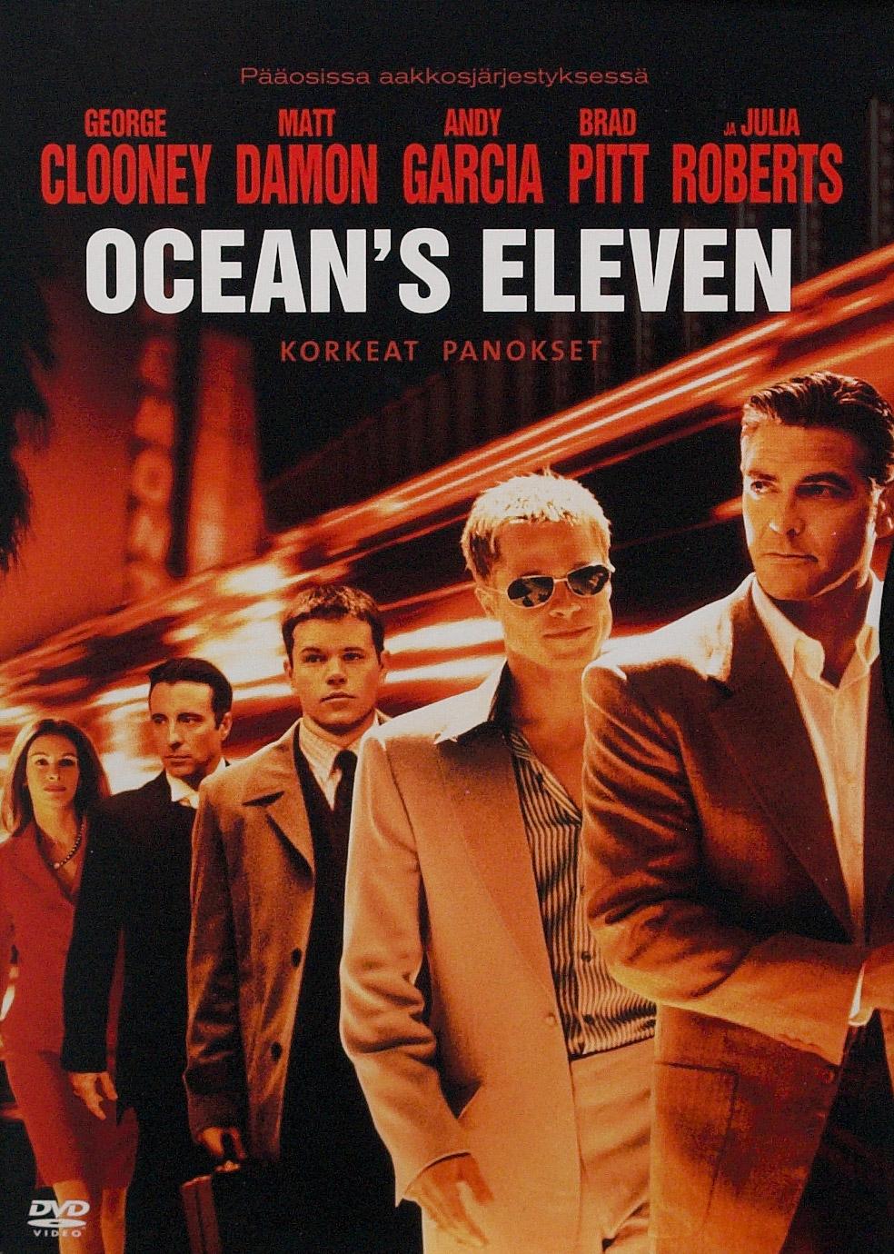 Ocean's Eleven – k...