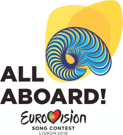 Eurovision Song Contest all aboard 2018 logo.png