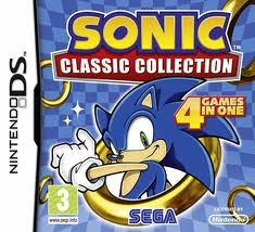Sonic Classic Collectionin kansikuva
