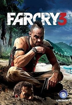 Far Cry 3:n kansikuva