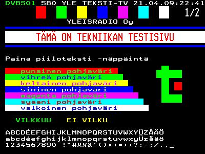 Texti Tv