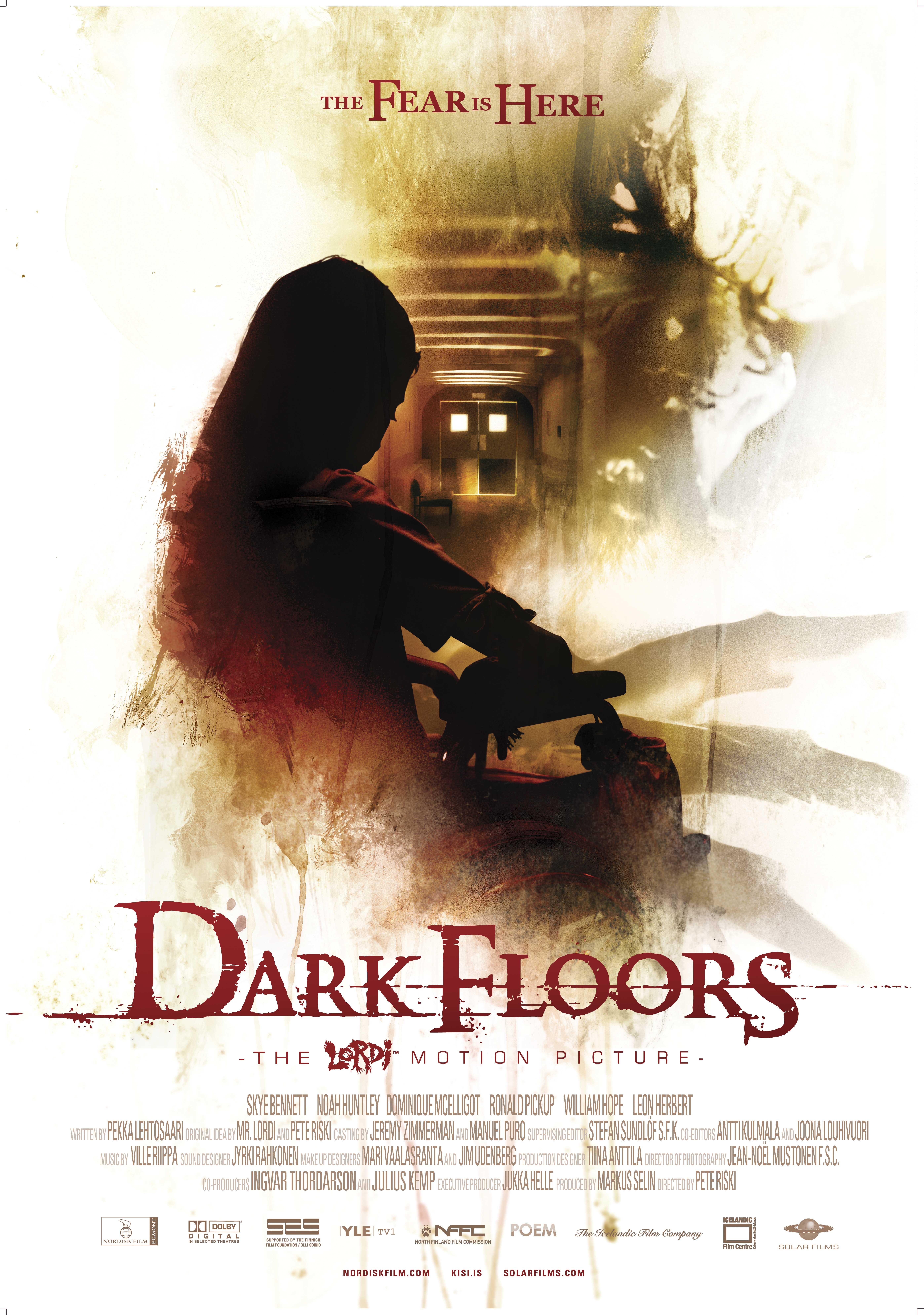 Dark Floors - Obal