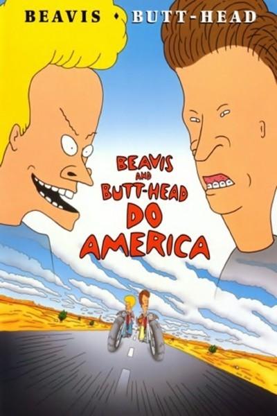 Beavis And Butthead Machens In Amerika