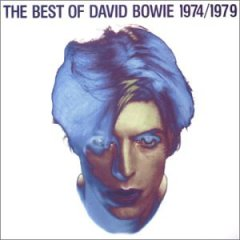 Kokoelmalevyn The Best of David Bowie 1974/1979 kansikuva