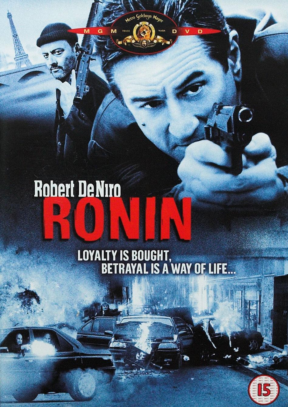 Ronin (elokuva) – Wikipedia