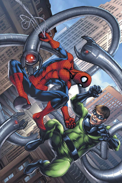 Doctor Octopus  Ultimate SpiderMan Wiki  FANDOM powered