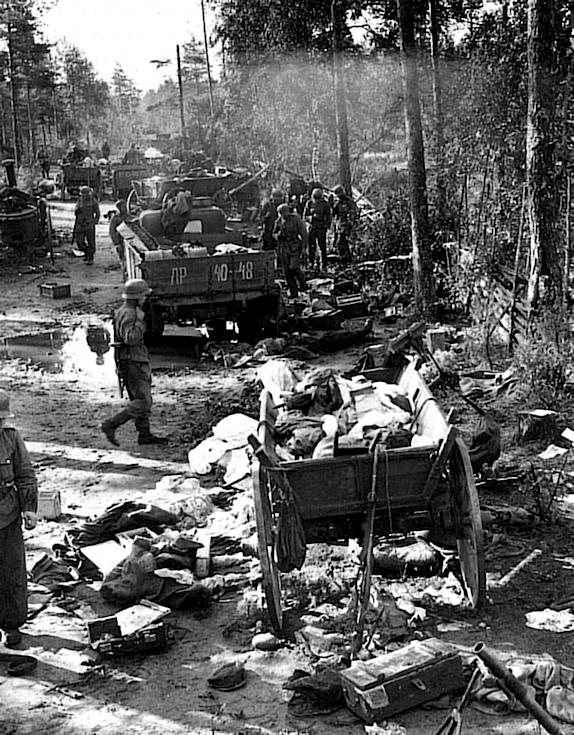 Jatkosodan Taistelut