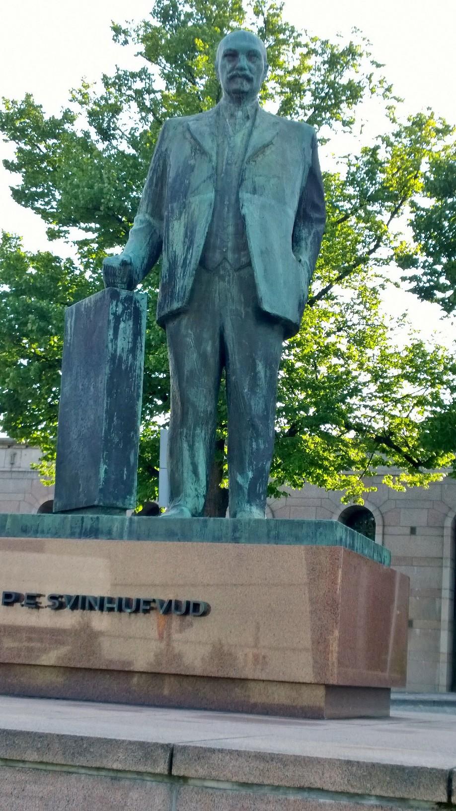 P. E. Svinhufvud