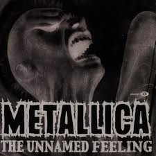 "Singlen ""The Unnamed Feeling"" kansikuva"