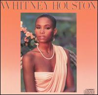 Studioalbumin Whitney Houston kansikuva