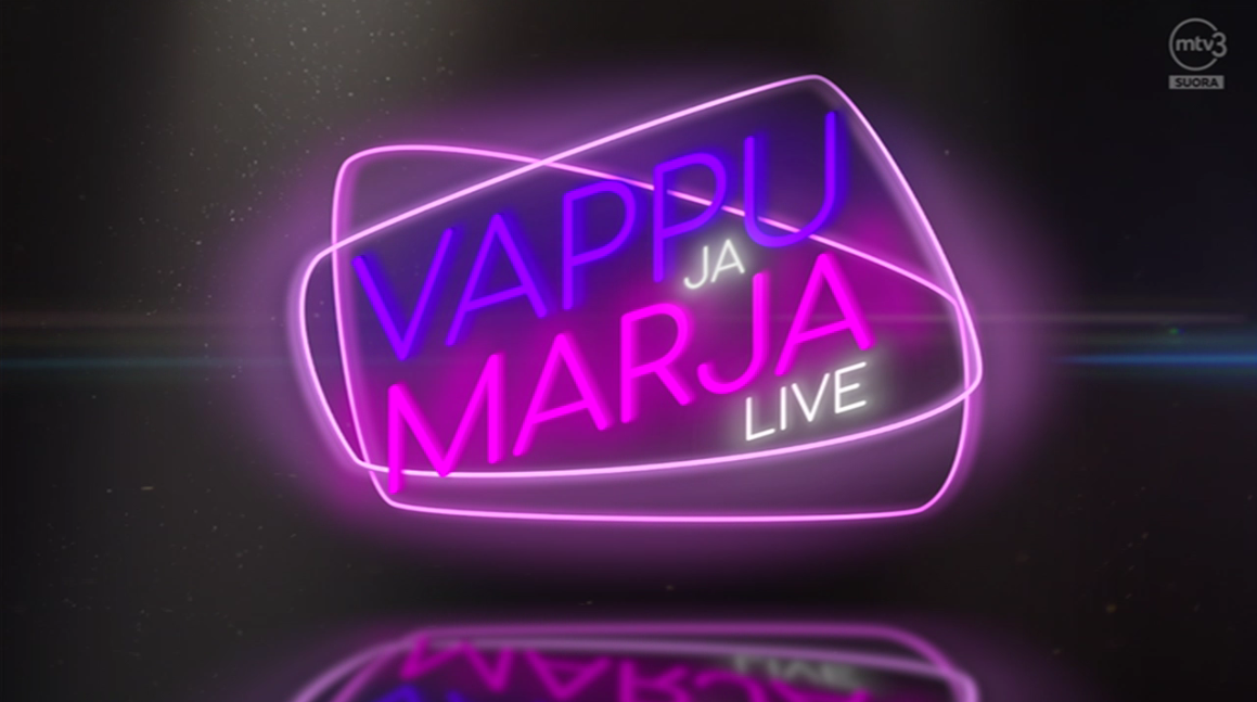 Vappu Ja Marja Live