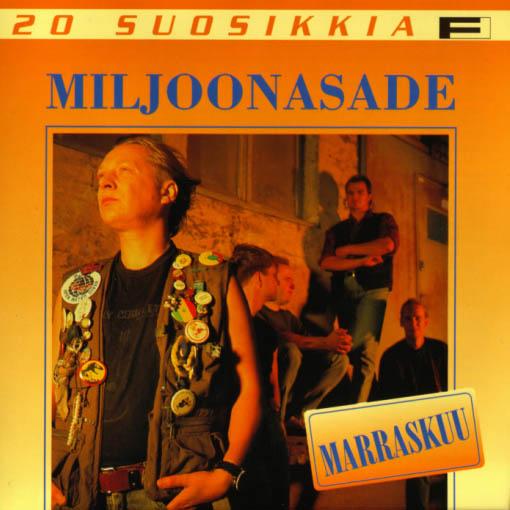 Miljoonasade - Ikäväni Tallinnaan