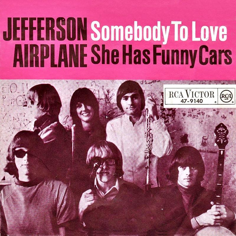 Somebody To Love Jefferson Airplanen Kappale Wikipedia