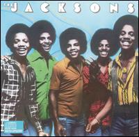 Studioalbumin The Jacksons kansikuva