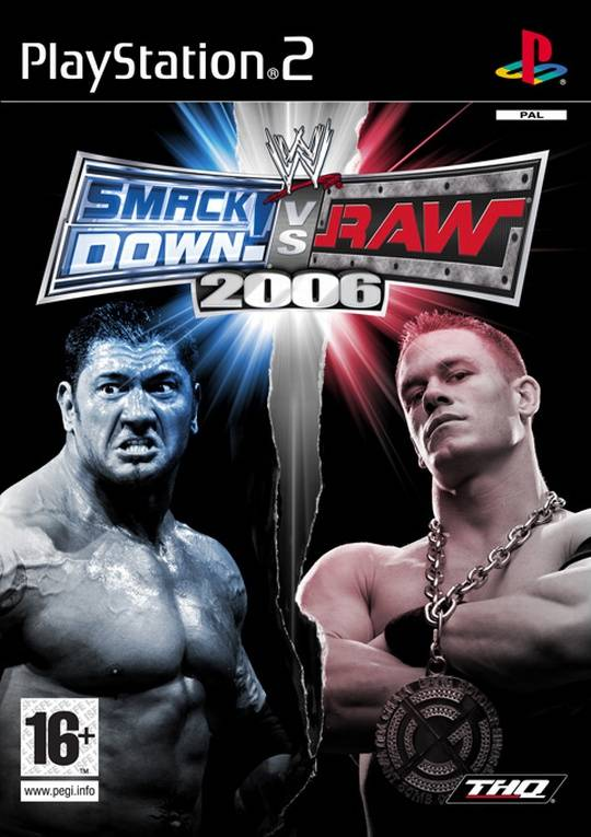WWE SmackDown! vs. Raw 2006 – Wikipedia
