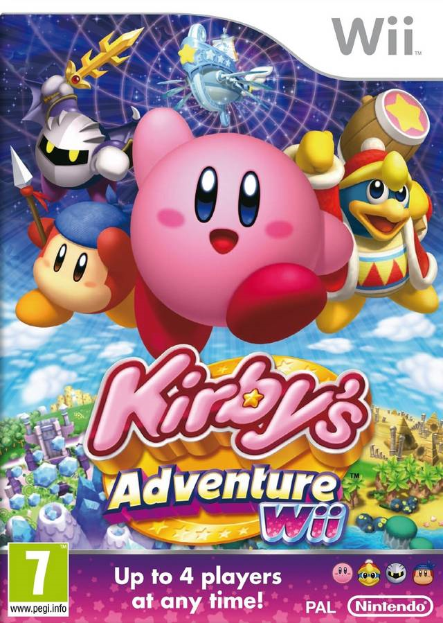 Kirby's Adventure Wii – Wikipedia