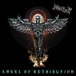 Studioalbumin Angel of Retribution kansikuva