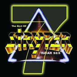 Kokoelmalevyn 7: the Best of Stryper kansikuva