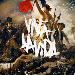 Studioalbumin Viva la Vida or Death and All His Friends kansikuva