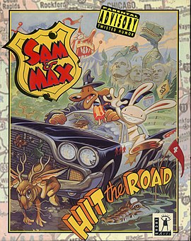Sam & Max Hit the Road kansikuva.jpg