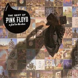 Kokoelmalevyn The Best of Pink Floyd: A Foot in the Door kansikuva