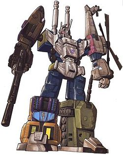 Bruticus The Transformersissa