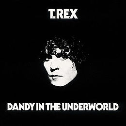 Studioalbumin Dandy in the Underworld kansikuva