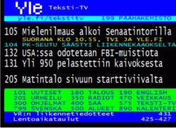 Www.Yle Teksti Tv