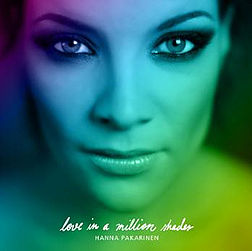 Studioalbumin Love in a Million Shades kansikuva