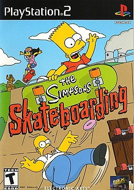 The Simpsons Skateboarding.jpg