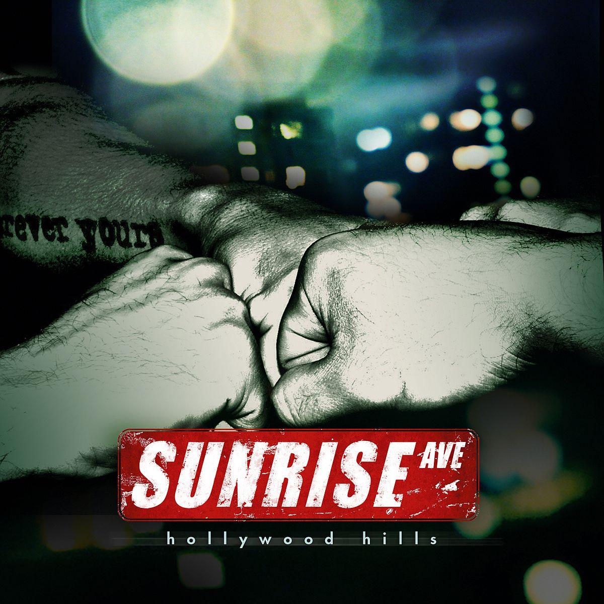 Sunrise Avenue Kappaleet