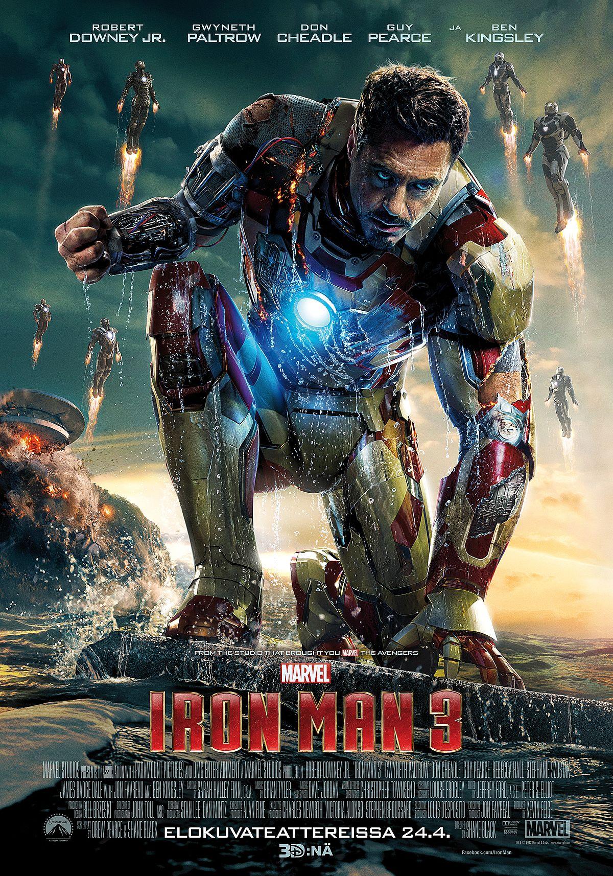 Ironman 3 Online
