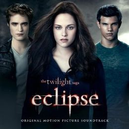 Soundtrack-albumin The Twilight Saga – Eclipse: Original Motion Picture Soundtrack kansikuva