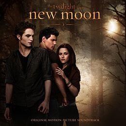 Soundtrack-albumin The Twilight Saga – New Moon: Original Motion Picture Soundtrack kansikuva