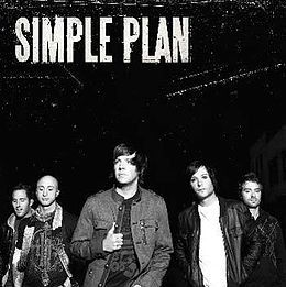 Studioalbumin Simple Plan kansikuva
