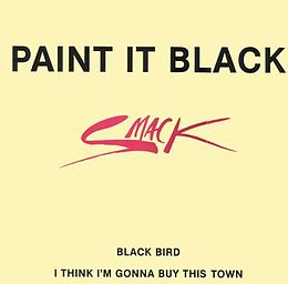 Singlen Paint It Black kansikuva
