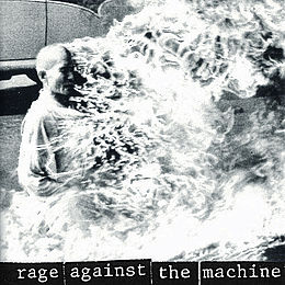 Studioalbumin Rage Against the Machine kansikuva