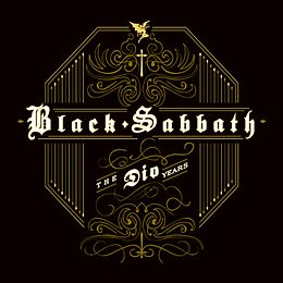 Kokoelmalevyn Black Sabbath: The Dio Years kansikuva