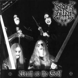 Split-albumin Wrath ov the Gods / Moonastray kansikuva