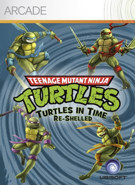TMNT Turtles in time reshelled.jpg