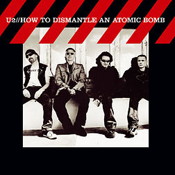 Studioalbumin How To Dismantle An Atomic Bomb kansikuva