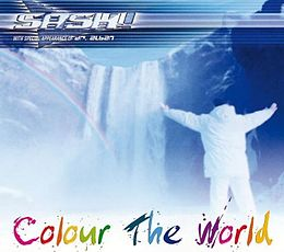 "Singlen ""Colour the World"" kansikuva"