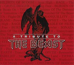 Tribuuttialbumin A Tribute To The Beast kansikuva