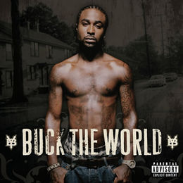 Studioalbumin Buck the World kansikuva