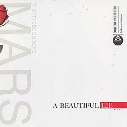Studioalbumin A Beautiful Lie kansikuva